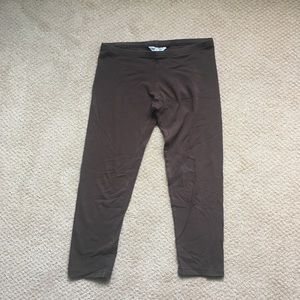 Hard Tail Capri leggings